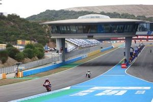 Alvaro Bautista, Team HRC, Leandro Mercado, MIE Racing Honda Team