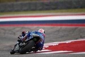 Alex Rins, Team Suzuki