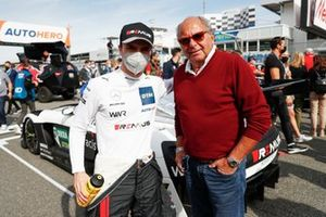 Lucas Auer, Mercedes AMG Team Winward and Klaus Ludwig