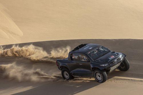 Presentación del Toyota Hilux T1+