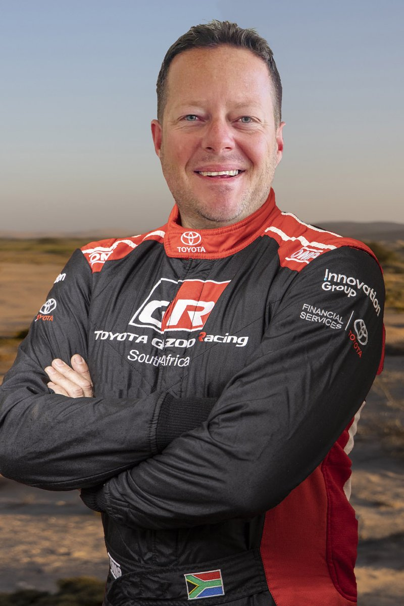Danie Stassen, Toyota Gazoo Racing