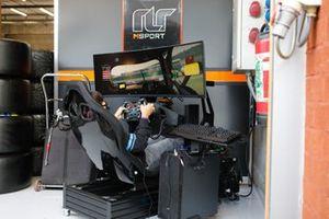 Simulatore Rlr Msport