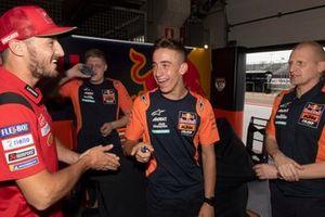 Jack Miller, Ducati Team, Pedro Acosta, Red Bull KTM Ajo, Aki Ajo