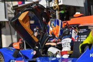 #65 Panis Racing Oreca 07 - Gibson LMP2, Will Stevens