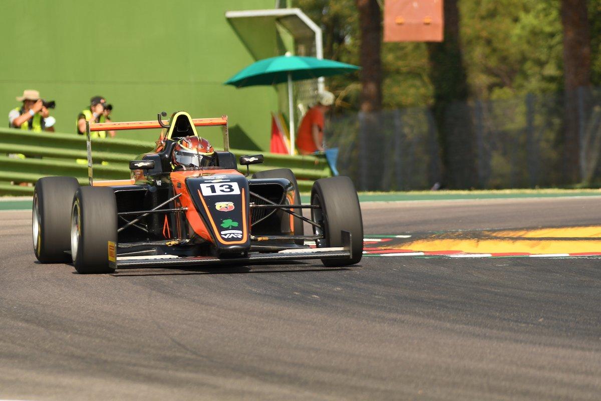 Joshua Dufek, Van Amersfoort Racing