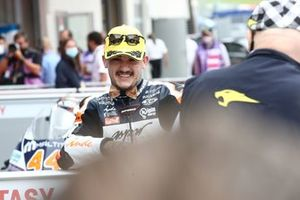 Aron Canet, Aspar Team race