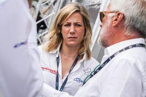 Michela Cerruti, Directora de Operaciones de Romeo Ferraris