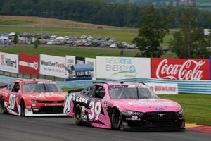 Ryan Sieg, RSS Racing, Ford Mustang CMR Construction and Roofing / A-Game