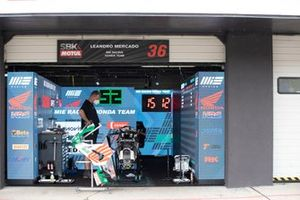 Box: MIE Racing Honda Team