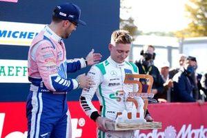 Podio: Maximilian Buhk, Mücke Motorsport