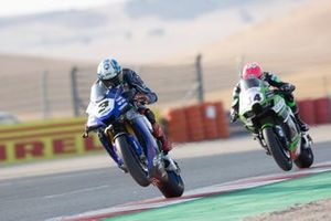 Kohta Nozane, GRT Yamaha WorldSBK Team, Lucas Mahias, Kawasaki Puccetti Racing
