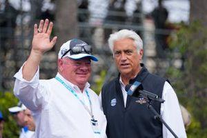 Chip Ganassi, team owner of Chip Ganassi Racing