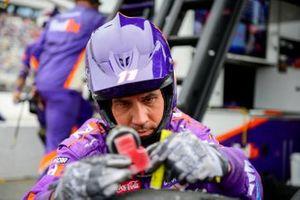 Denny Hamlin, Joe Gibbs Racing, Toyota Camry FedEx Office miembros del equipo