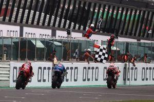 Марк Маркес, Repsol Honda Team, Хоан Мир, Team Suzuki MotoGP, Джек Миллер, Ducati Team