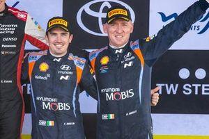 Podium : Craig Breen, Paul Nagle, Hyundai Motorsport Hyundai i20 Coupe WRC