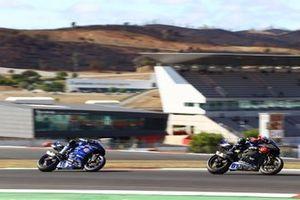 Manuel Gonzalez, Yamaha ParkinGO Team, Jules Cluzel, GMT94 Yamaha