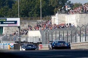 Liam Lawson, AF Corse Ferrari 488 GT3 Evo, Nick Cassidy, AF Corse Ferrari 488 GT3 Evo