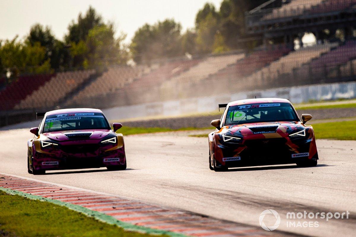 Giacomo Ghermandi, Lema Racing, Cupra Leon Competicion TCR, Evgenii Leonov, Volcano Motorsport, Cupra Leon Competición TCR
