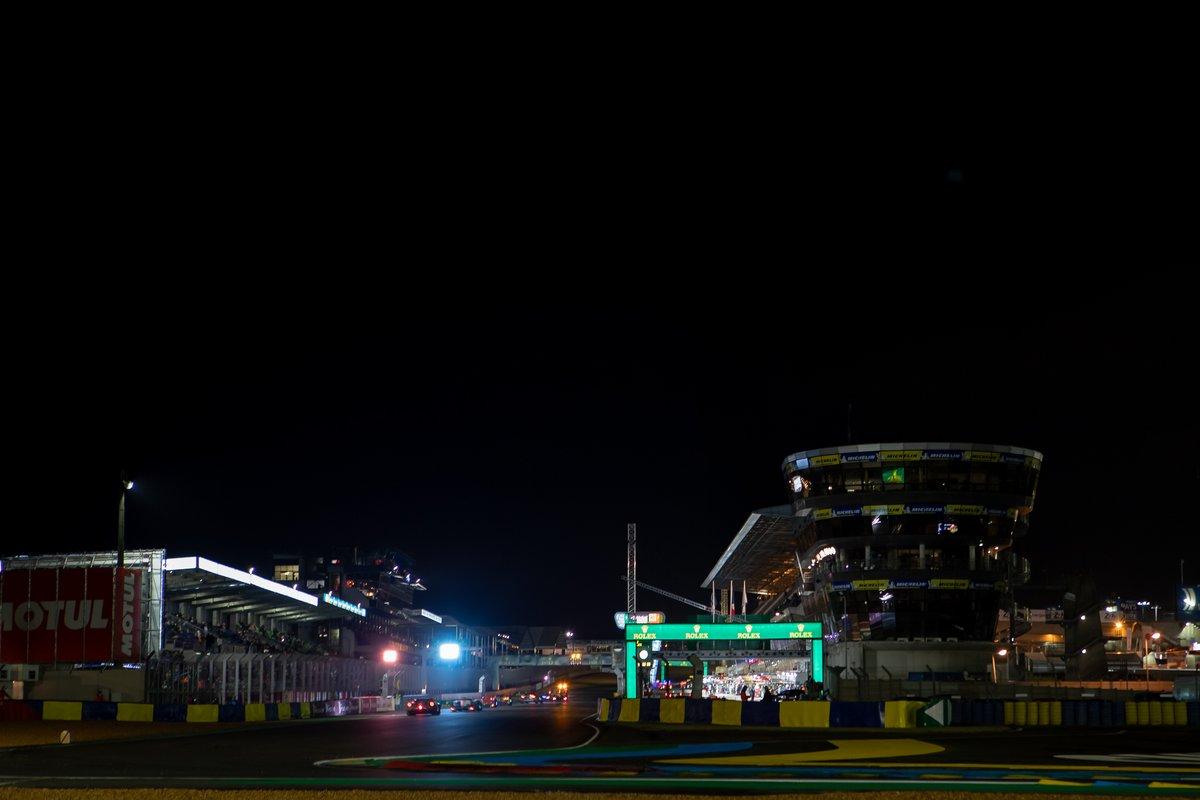 Acciones nocturnas
