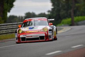 #76 Porsche 996 GT3-RSR: Jean-Lou Rihon, Nick Padmore