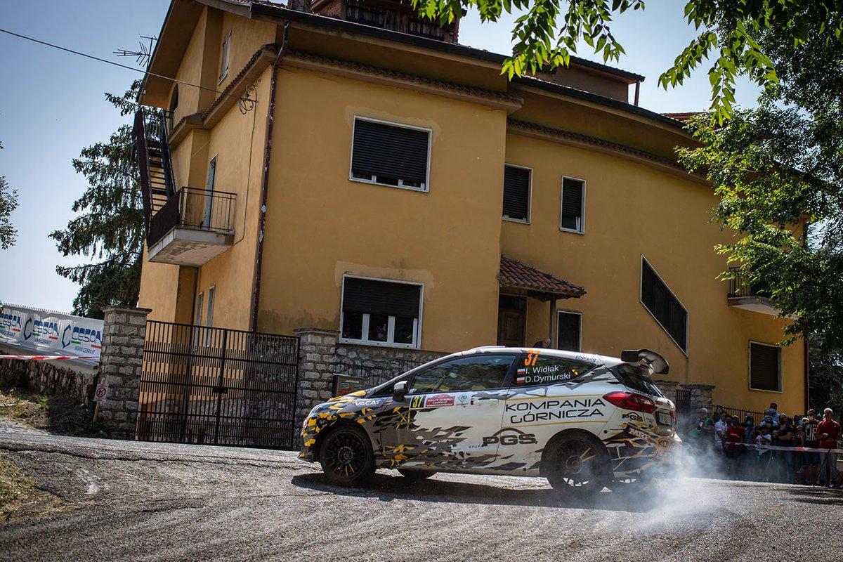 Igor Widłak, Daniel Dymurski, Ford Fiesta Rally3
