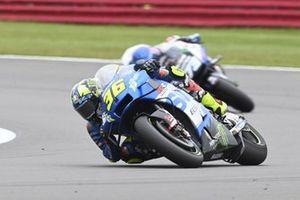 Joan Mir, Team Suzuki MotoGP, Alex Marquez, Team LCR Honda