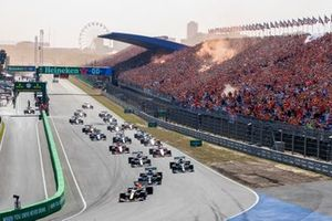 Start of the Dutch GP