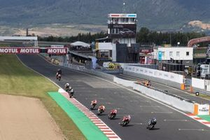 Superbike-Action im Autodrom Most