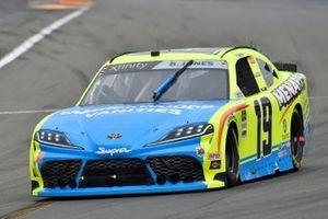 Brandon Jones, Joe Gibbs Racing, Toyota Supra Menards/MagicWood Vanities