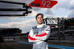 Neel Jani, Porsche GT Team