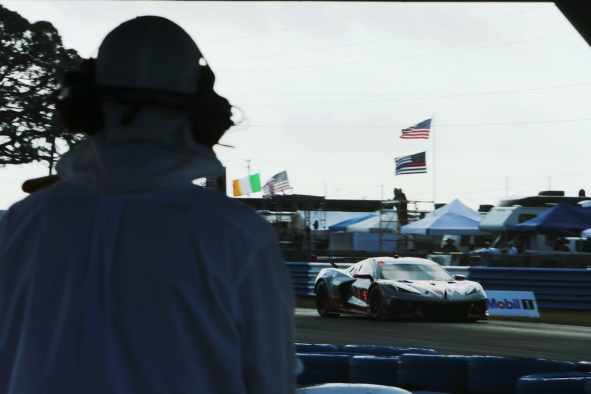 #3: Corvette Racing Corvette C8.R, GTLM: Antonio Garcia, Jordan Taylor, Nicky Catsburg