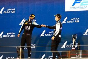 Guanyu Zhou, Uni-Virtuosi Racing, Oscar Piastri, Prema Racing