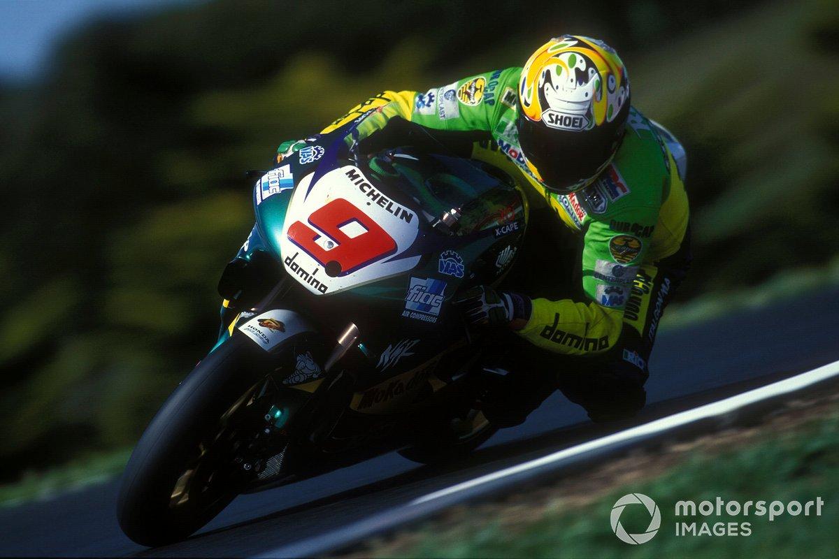 1998: Alex Barros (Honda NSR500)