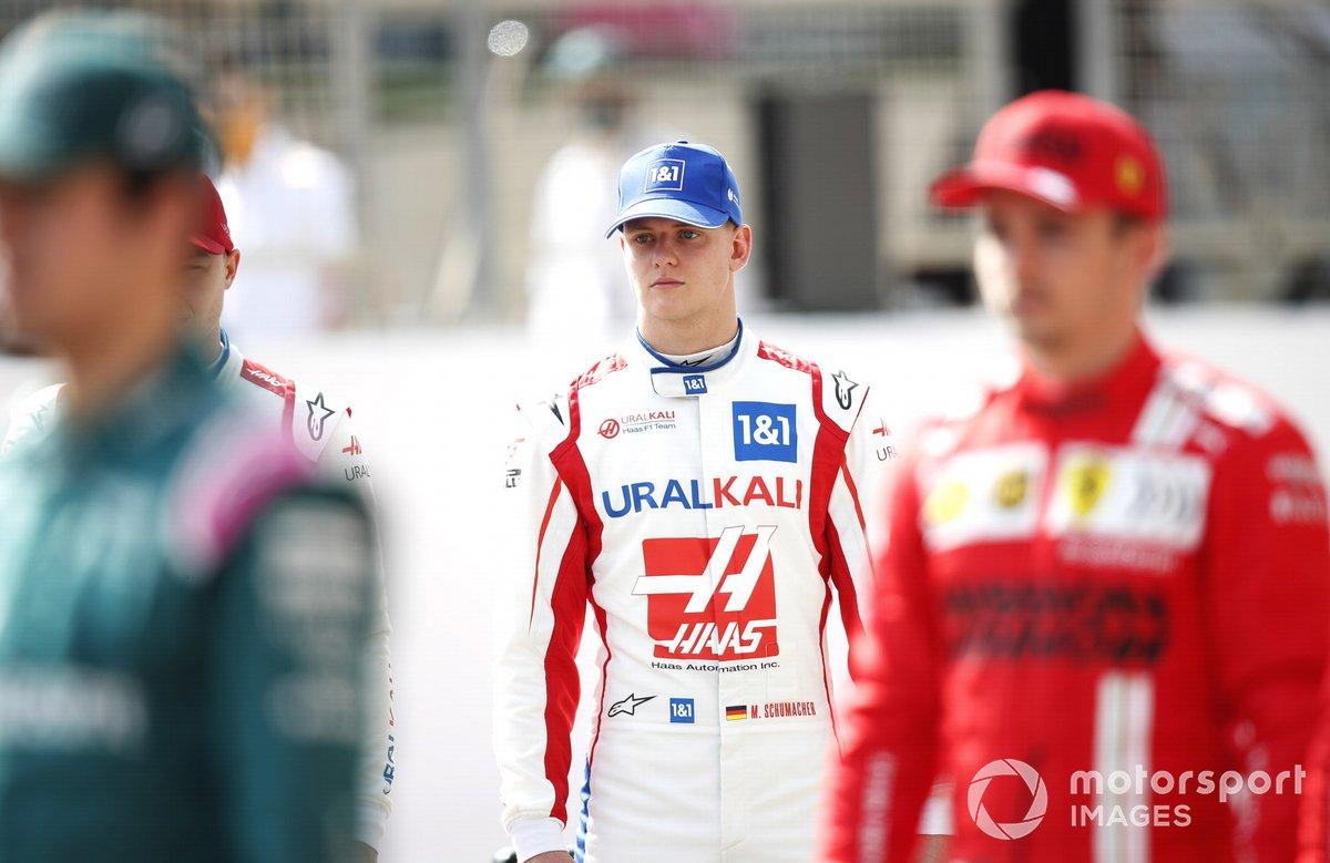 Mick Schumacher, Haas
