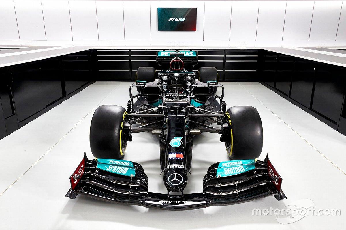 Mercedes AMG F1 W12
