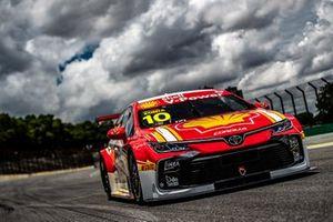 Ricardo Zonta, Shell, Stock Car