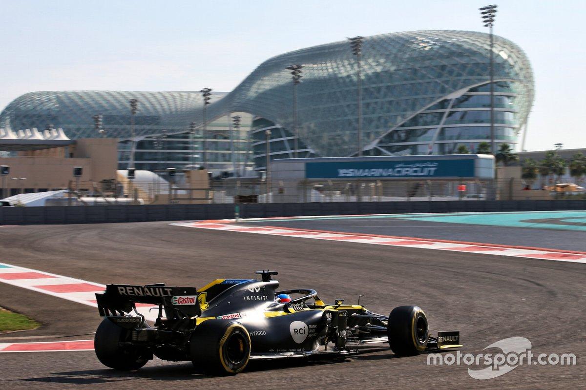 Fernando Alonso, Renault F1 Team R.S.20