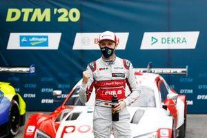 Le poleman Rene Rast, Audi Sport Team Rosberg