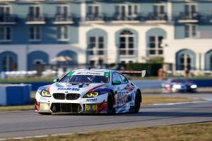 #96 Turner Motorsport BMW M6 GT3, GTD: Robby Foley, Bill Auberlen, Aidan Read