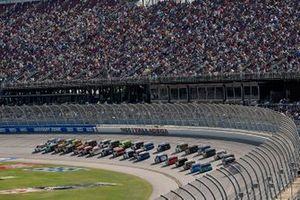 Matt DiBenedetto, Wood Brothers Racing, Ford Mustang Motorcraft Quick Lane