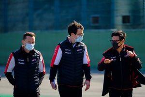 Trackball #7 Toyota Gazoo Racing Toyota GR010 - Hybrid: Mike Conway, Kamui Kobayashi