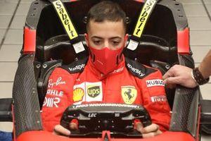 Antonio Fuoco, Scuderia Ferrari