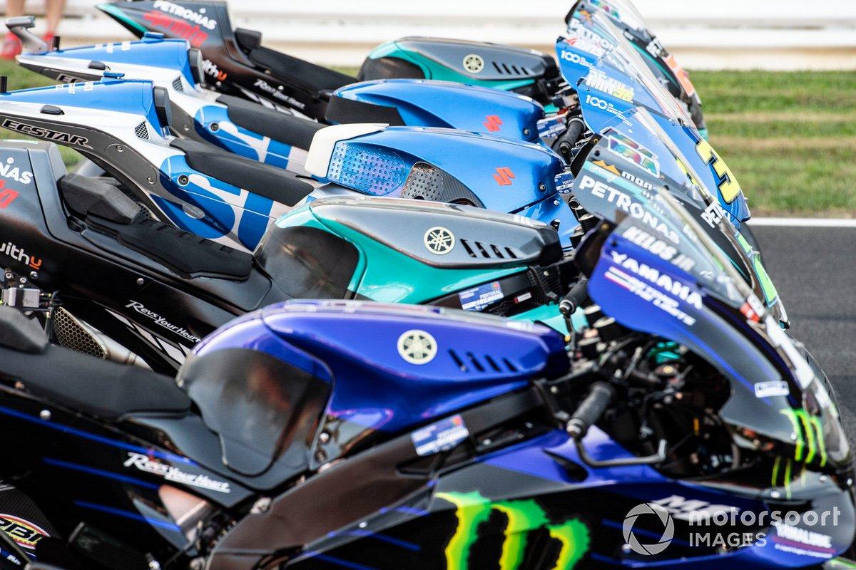 Las motos de Suzuki