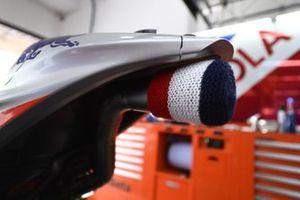 Red Bull KTM Tech 3 uitlaat detail