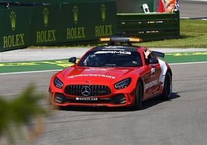 De F1 Safety Car