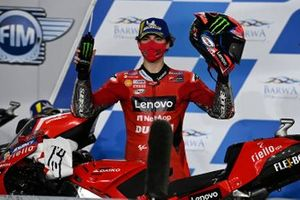 3. Francesco Bagnaia, Ducati Team