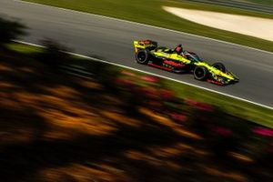 Ed Jones Dale Coyne Racing with Vasser Sullivan Honda
