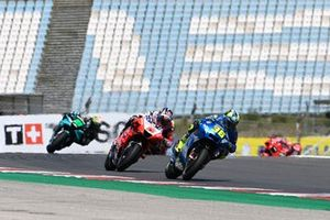 Joan Mir, Team Suzuki MotoGP, Johann Zarco, Pramac Racing, Franco Morbidelli, Petronas Yamaha SRT