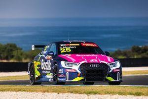 Chaz Mostert, Melbourne Performance Centre Audi RS3
