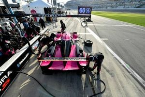 #60 Meyer Shank Racing w/Curb-Agajanian Acura DPi, DPi: Pit Stop, Dane Cameron, Olivier Pla, Juan Pablo Montoya, A.J. Allmendinger